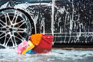 Edmonton's automotive exterior hand wash