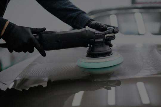 Paint correction and car polishing in Edmonton