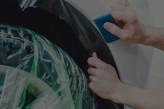 Paint Protection Film Edmonton installers