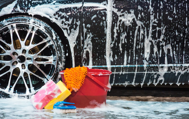 Professional car hand wash service in Edmonton, AB