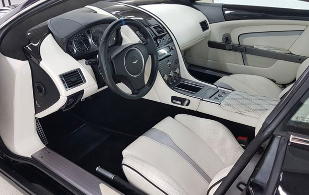 Car interior detailing services in Edmonton, AB