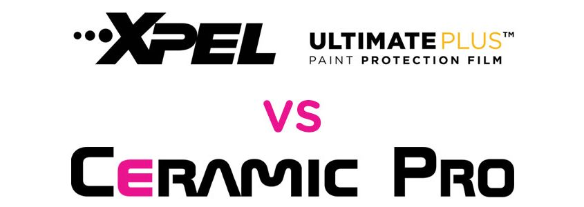 Paint Protection film vs Ceramic pro nano coating