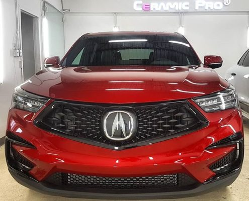 2019 Acura RDX Paint Protection in Edmonton, AB