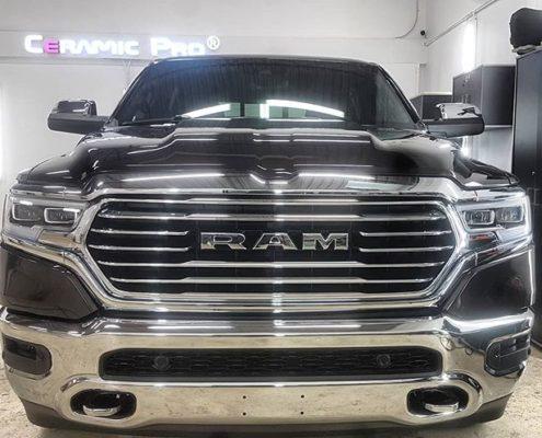 Dodge Ram Paint Protection in Edmonton, AB