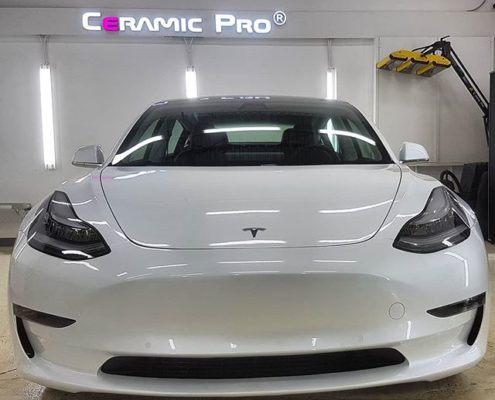 XPEL Edmonton | XPEL Ultimate Plus Paint Protection Film in