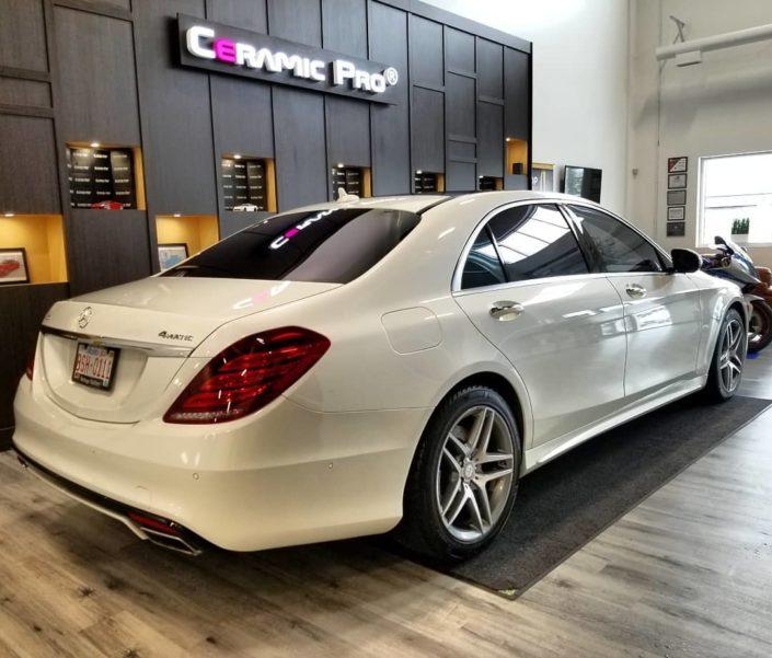 Mercedes-Benz S550 Ceramic Pro in Edmonton