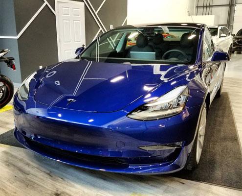 Tesla 3 2019 XPEL
