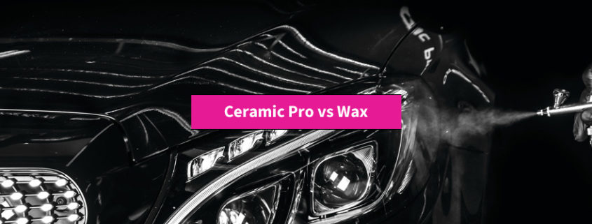 Ceramic Pro vs Wax