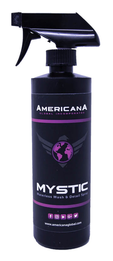 Mystic Waterless Wash & Detail Spray