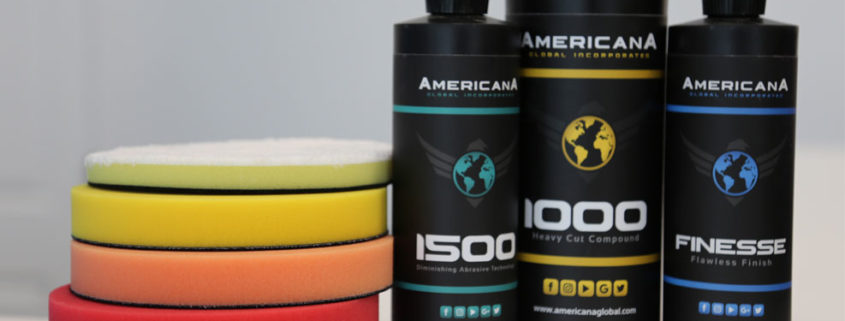 Americana Global Paint Correction Supplies in Canada