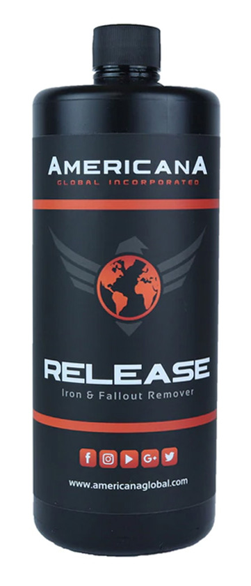 Americana Global Release Iron and Fallout Remover