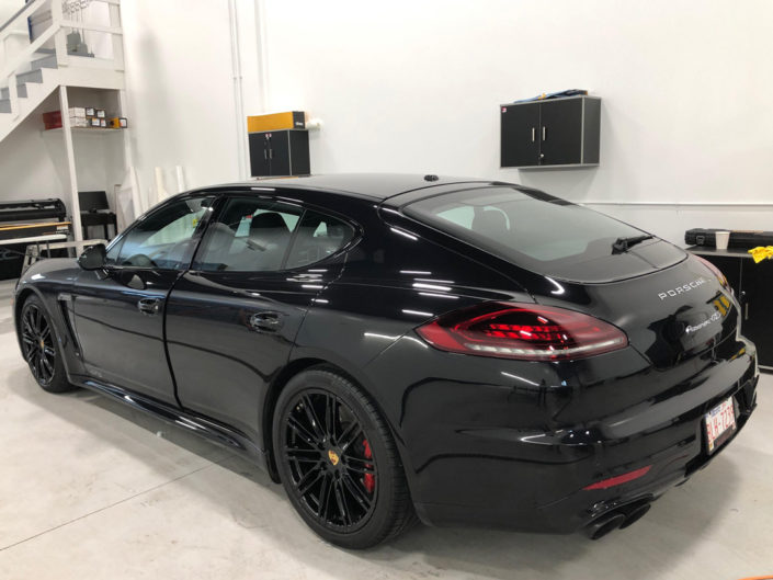 15.2 Porsche Panamera