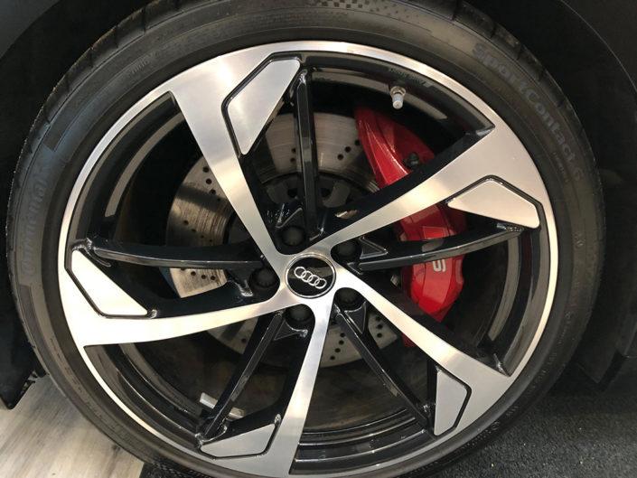 16.4 Audi RS5 2018