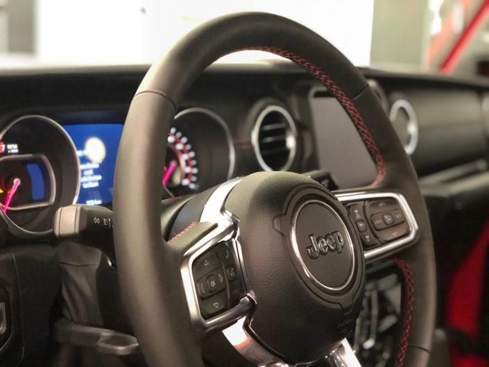 19.8 Jeep Gladiator 2020
