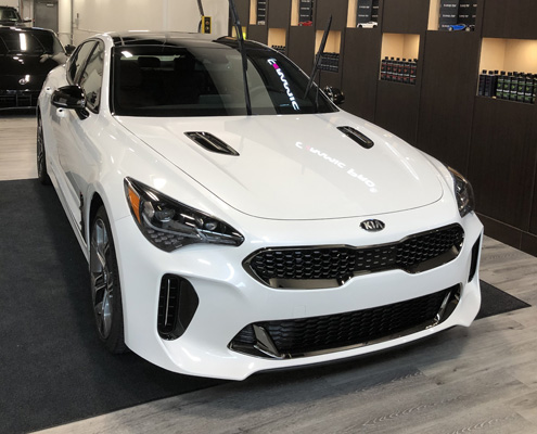 20.0 Kia Stinger 2019 Featured