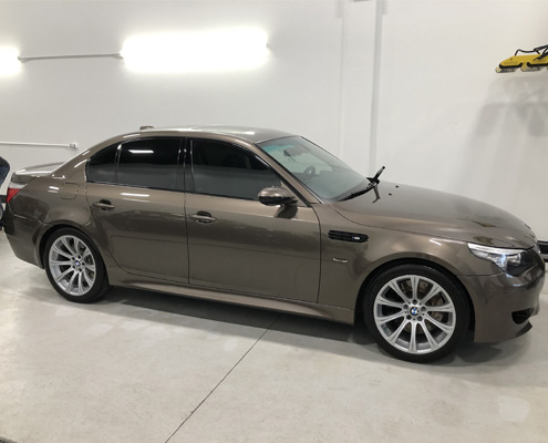 21.0 BMW M5 E60 2007 Featured