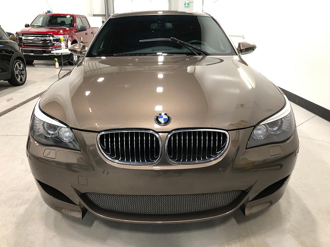 21.1 BMW M5 E60 2007