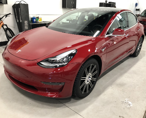 22.0 Tesla Model 3 2019 Featured