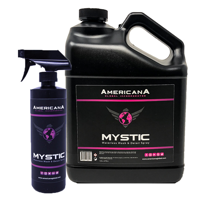 Americana Global Mystic Waterless Wash & Detail Spray