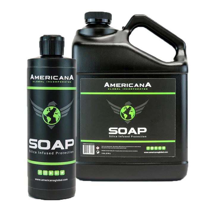 Americana Global Soap