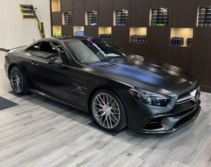 2020 Mercedes-Benz SL63 AMG