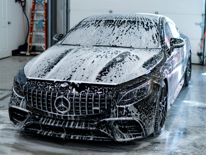 2020 Mercedes-Benz AMG S63 Coupe