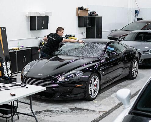 2012 Aston Martin