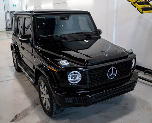 2020 Mercedes G550 main