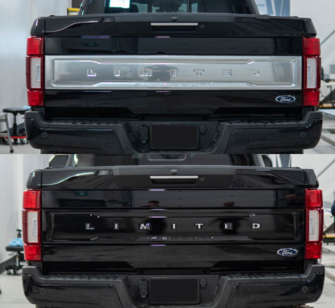 Chrome Delete Before and After